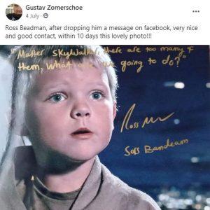 Gustav Zomerschoe Big Testimony
